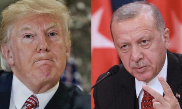 """Dice el Presidente Turco Erdogan Que Él """"no ha Olvidado"""" la Infantil Carta de Trump y Profiere Amenazas"""