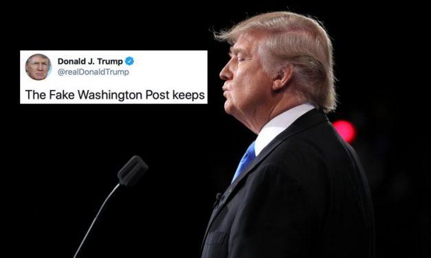 Trump Acaba de Jurar Que no Está Preocupado por el Juicio Político y Vuelve a Acusar a la Prensa