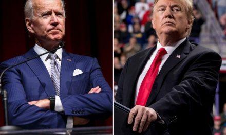 """El """"Buenazo"""" de Trump Está Muy Preocupado Por la """"Corrupción"""" y Exige Acción Respecto a Joe Biden"""