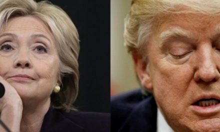 Cuando Él No Sabe a Quién Atacar, Siempre Recuerda a la Que lo Venció en el Voto Popular