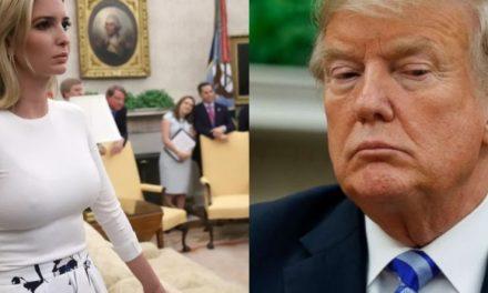 ¿Quién le Dijo a Ivanka Trump Que Está Capacitada Para Hablar Con Líderes Extranjeros? Pues su Papito