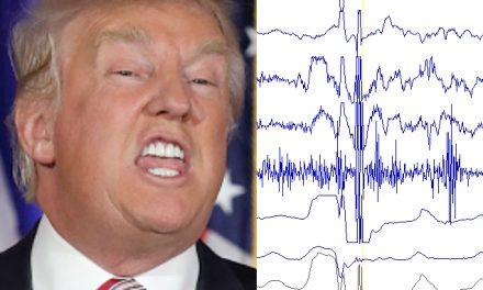 La Obsesión de Trump con Aplicar el Detector de Mentiras a su Gente Para Detectar Filtraciones… Acaba de Filtrarse