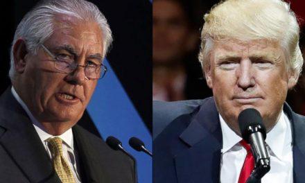 Habló el ex Secretario de Estado: Trump le Ordenó Detener la Investigación a Cliente Turco de Giuliani