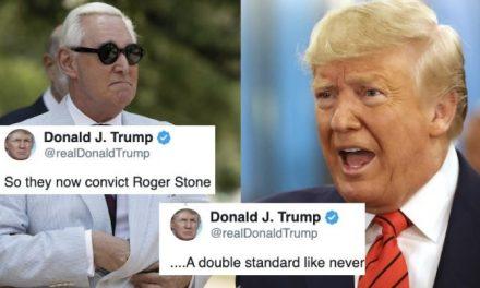 Su Gran Compinche Acusado Por Siete Delitos y Trump Culpa a Todos Menos a Él