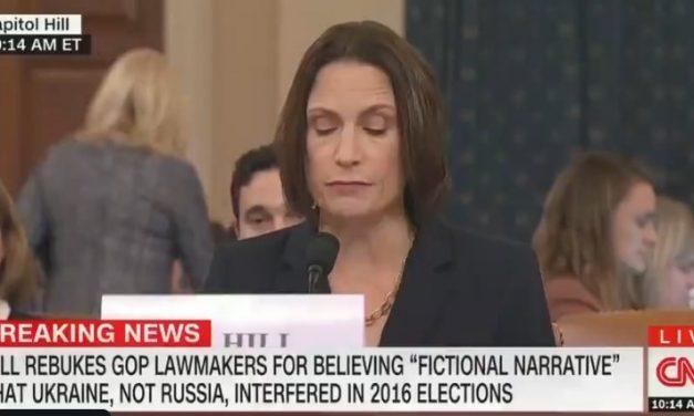 Reconocida Experta Sobre Rusia Lanzó Fuerte Acusación a los Republicanos en las Audiencias de Hoy