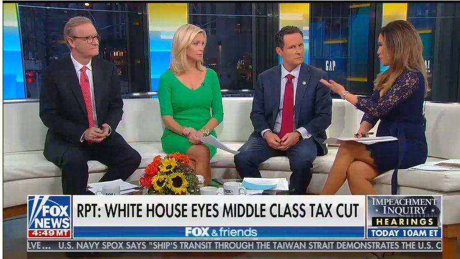"""Fox & Amigos: """"Si la Warren es Electa, los Billonarios Tendrán Que Vender Algunas de Sus Islas"""""""