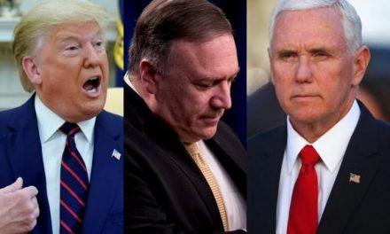 """Testimonio Escrito del Embajador Sondland Acusa a Trump, Implica al Vicepresidente Pence y """"Cambia Todo"""""""