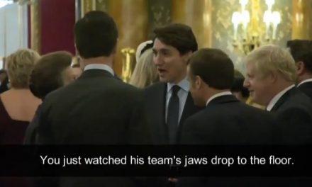 Se Filtra Video de Micrófono Abierto: Todo Parece Indicar Que Trudeau se Burló Abiertamente de Trump