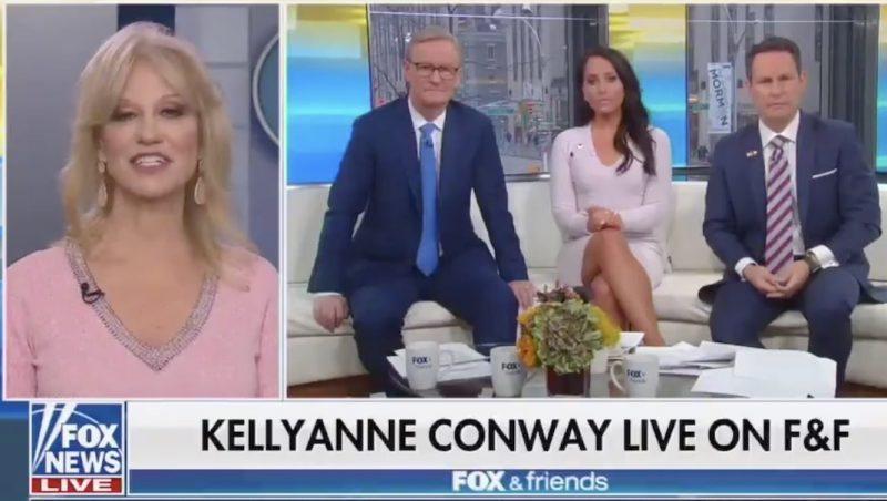 Kellyanne te Dice Por Qué los Líderes Mundiales se Ríen de Trump, Pero Joe Biden Tiene Una Mejor Idea