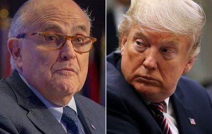 Todo lo Que Giuliani Hizo en Ucrania lo Hizo Por AMOR. ¿No Nos Crees? Pregúntale a Trump