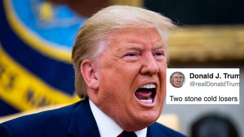 La Reacción de Trump Ante el Letrero Que se Pintará en la calle Frente a su Torre es Más Que Racista