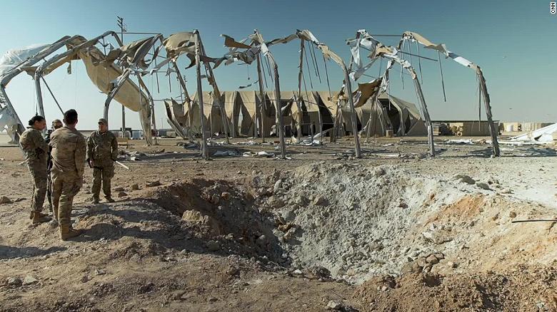Vuelve a Mentirnos la Bestia: Sí Hubo Soldados Estadounidenses Gravemente Heridos por Ataque de Irán
