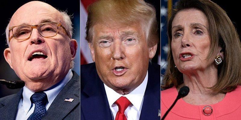 Aumenta la Presión a Trump. Ahora es un Ruso, Compinche de Giuliani, el Que Quiere Hablar