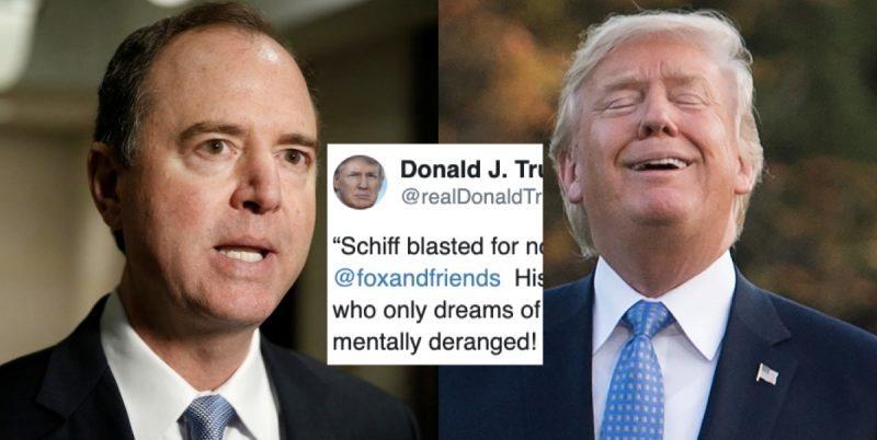 """""""Mentalmente Trastornado"""" fue el Calificativo Que Encontró Trump Para el Hombre Que ha Demostrado su Culpabilidad"""
