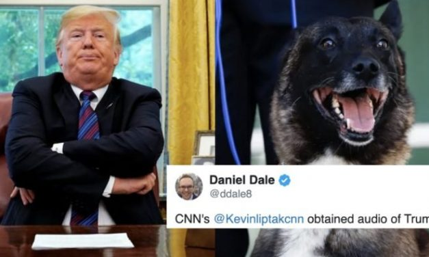 La Hiena se Compara con un Perro. Y se Queja de Que la Prensa le Haya Dado Más Crédito Que a Él