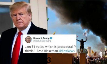 Atacan a la Embajada de EEUU en Irak y, ¿Que Hace Nuestro Presidente? Pues lo de Siempre