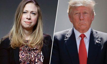 """Nuevo Informe: Equipo de Trump Investigó la Embajada de Bruselas por un """"Me Gusta"""" a Tuit de Chelsea Clinton"""