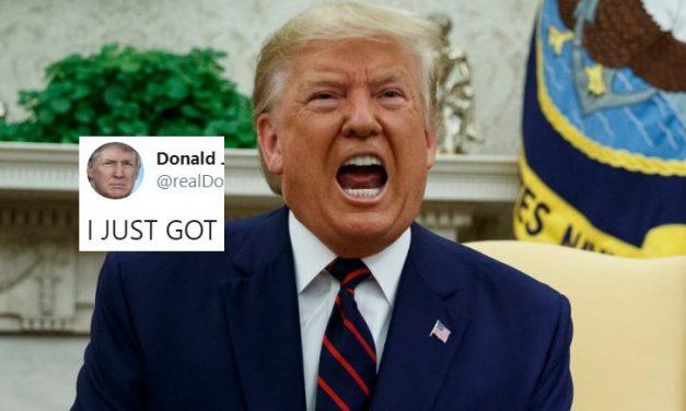 """Trump Grita Enfurecido. Ahora Resulta Que ni la Llamada Fue """"Perfecta"""" ni él Tendrá un Juicio """"Perfecto"""""""
