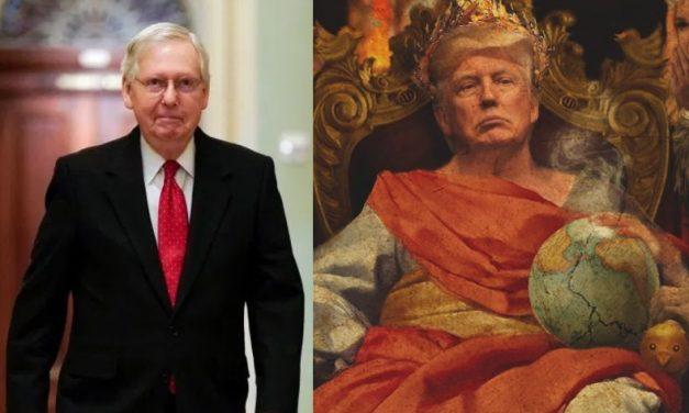 EDITORIAL: EL Senado Republicano Dispuesto Convertir a EEUU de Democracia en Tiranía Para Salvar a Trump
