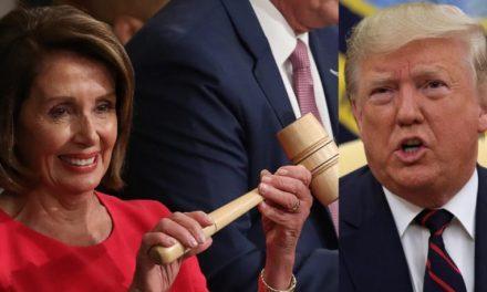 Otro Brillante Movimiento de Nancy Pelosi Para Impedir Que Trump Nos Hunda en Una Guerra Con Irán