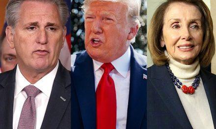 """""""Los Demócratas Nos Están Pateando el Trasero"""" Gime Desesperadamente el Líder Republicano de la Cámara"""