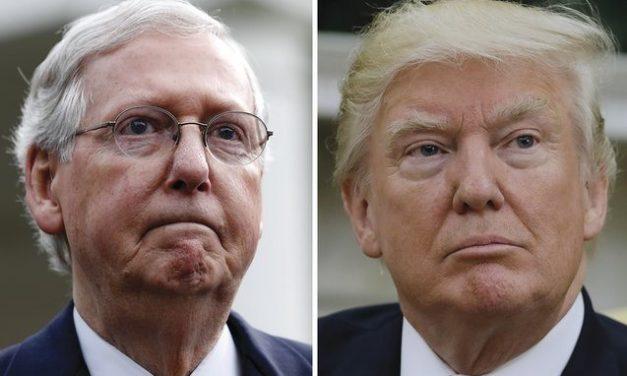 Los Demócratas Tienen Una Oportunidad Más Para Hacerle Pagar Caro a Trump y a McConnell