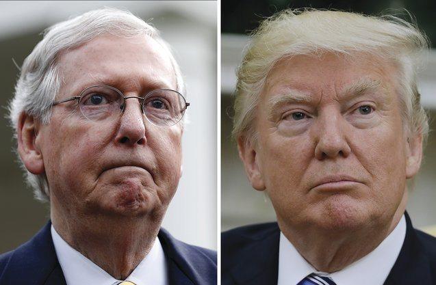 Mitch McConnell Admite que Aún no Tiene los Votos para Bloquear Nuevos Testigos para el Juicio de Trump