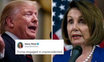 "Últimos Emails Revelados Implican DIRECTAMENTE a Trump y Pelosi se Burla de sus ""Excusas Falsas"""