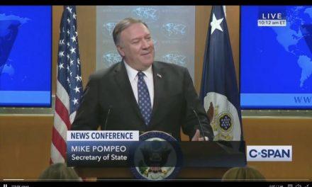 Ex Jefe de la CIA y Actual Secretario de Estado de Trump no Puede Contestar las Más Simples Preguntas Sobre Irán