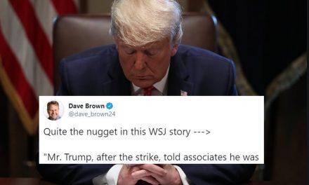 Nuevo Informe Dice que Trump Admitió Haber Matado a Soleimani Porque los Republicanos lo Presionaron