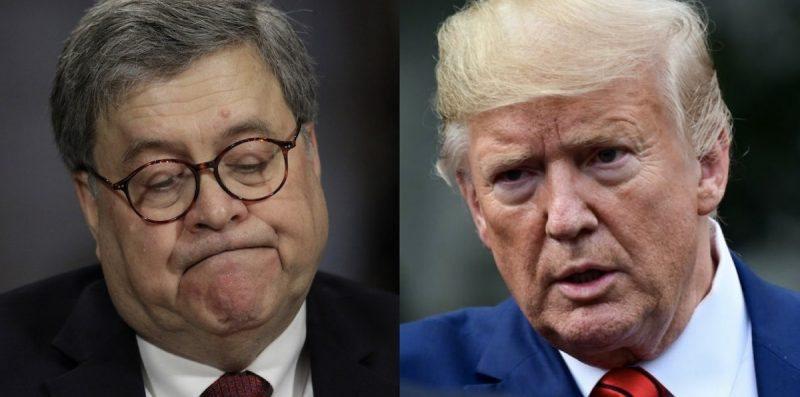 Fiscal General Lamebotas de Trump Llamado a Declarar Ante el Congreso. No Pasará Nada. Sólo Más Verguenza