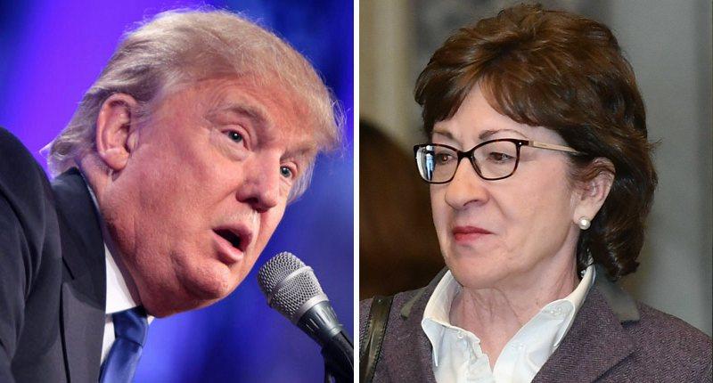 """Una de las Más Hipócritas Senadoras Republicanas Dice Que """"Trump Aprendió su Lección"""". ¿Tú Qué Crees?"""