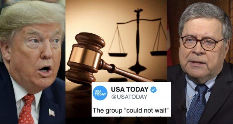 Primero los ex Fiscales y Ahora un Grupo de Jueces Federales Expresan su Preocupación por la Creciente Crisis Judicial de Barr