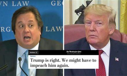 Sugieren un Segundo Juicio Político a Trump. Y Fíjate Que Habría Mucha Base Legal Para Hacerlo