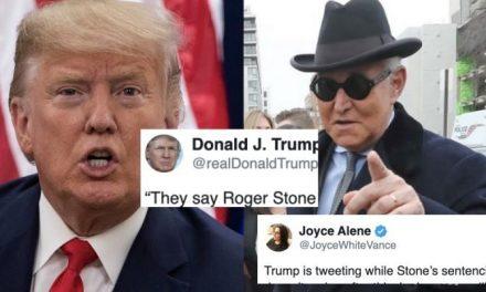 """El """"Imparable"""" Donald Continúa su Propósito de Socavar la Justicia en el Caso de Roger Stone"""