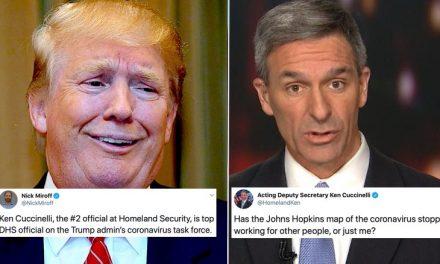 Suenan las Alarmas Cuando el Principal Funcionario de Coronavirus de Trump se Queja de no Poder Acceder al Mapa de Infección