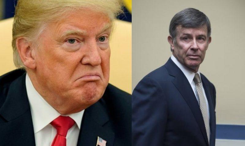 Nuevo Informe Parece Mostrar que Trump Despidió al Jefe de Inteligencia por Informar al Congreso sobre la Interferencia Rusa