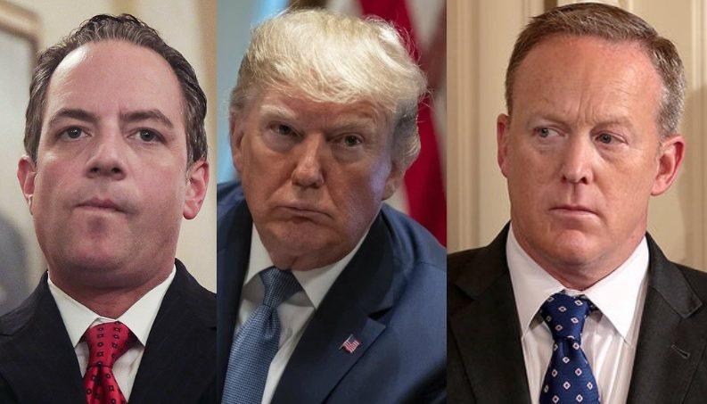 A Estos Dos los Habían Botado de la Casa Blanca, Pero Trump Tiene Nuevos Planes Para Sus Fieles Lacayos