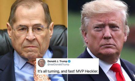 """Él se Mostró Muy Honorable Tratando de Destituir a la Bestia. Ahora Trump le Llama """"Trasero Adolorido"""""""