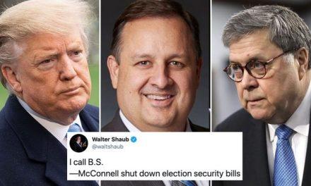 Ex Jefe de Ética de Obama Vuelve a Destrozar a Trump, Pero Esta Vez Incluyó a Barr y Otros Fieles Secuaces