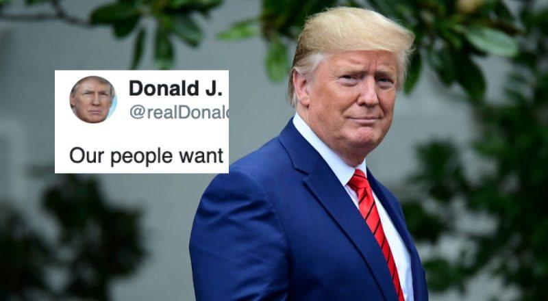 ¿Imaginas un País Donde la Vida de las Personas Importa Menos Que las Ganancias de las Empresas? Trump Sí