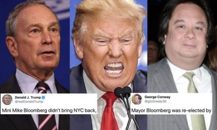 """""""Imbécil"""": George Conway, el Esposo de su Más Fiel Asesora, Destripa a Donald Trump con un Solo Tweet"""