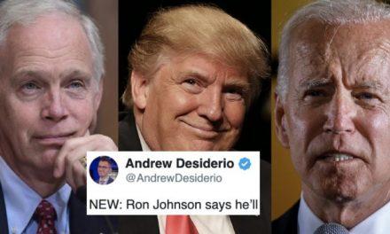 """Alto Republicano del Senado Dice que Tiene la Intención de Publicar un """"Informe"""" de la Investigación del Hijo de Biden"""