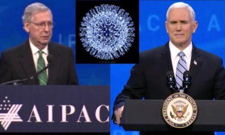 Dos de los Hombres Más Corruptos y Dañinos de Nuestro País Estuvieron Potencialmente Expuestos al Coronavirus