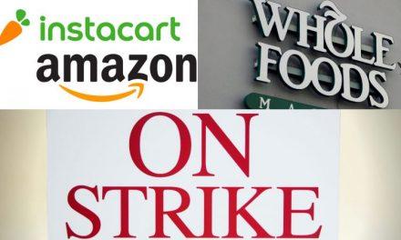 Huelga en Amazon, Whole Foods e Instacart Muestra Como el Coronavirus Revela la Fuerza Real de los Trabajadores