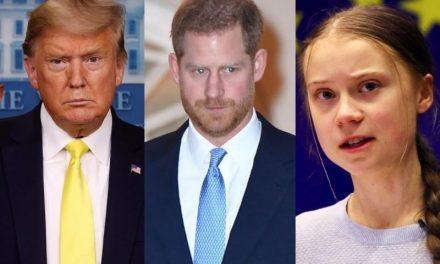 Haciéndose Pasar Por Greta Una Persona Embromó al Príncipe Harry, Pero Nadie Pudo Prever lo Que Diría de Trump