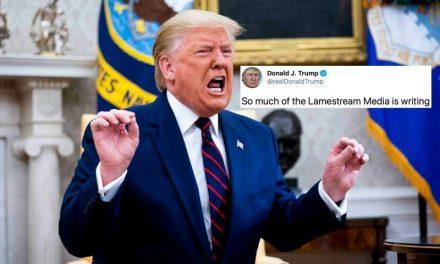 """""""¡NOMBRA TUS FUENTES!"""": Trump Ataca Salvajemente a los Medios Informando que la Realidad Contradice sus Afirmaciones"""