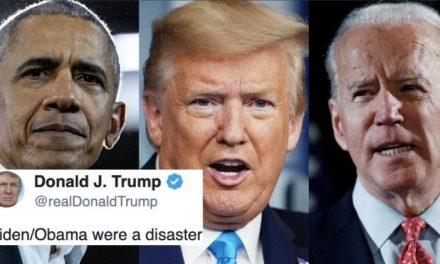 ¡Y Llegó la Hora de Culpar a Obama y Biden! Trump Intenta Desesperadamente Distraer a la Nación de su Incompetencia