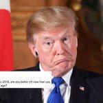 En Una Escala del 1 al 100, ¿Qué Nivel de Estupidez le Corresponde a Trump? Un Periodista lo Investigó