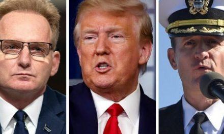 Trump Afirma que No Conoce a su Secretario de la Marina en Funciones Después de Renunciar por Insultar a Crozier